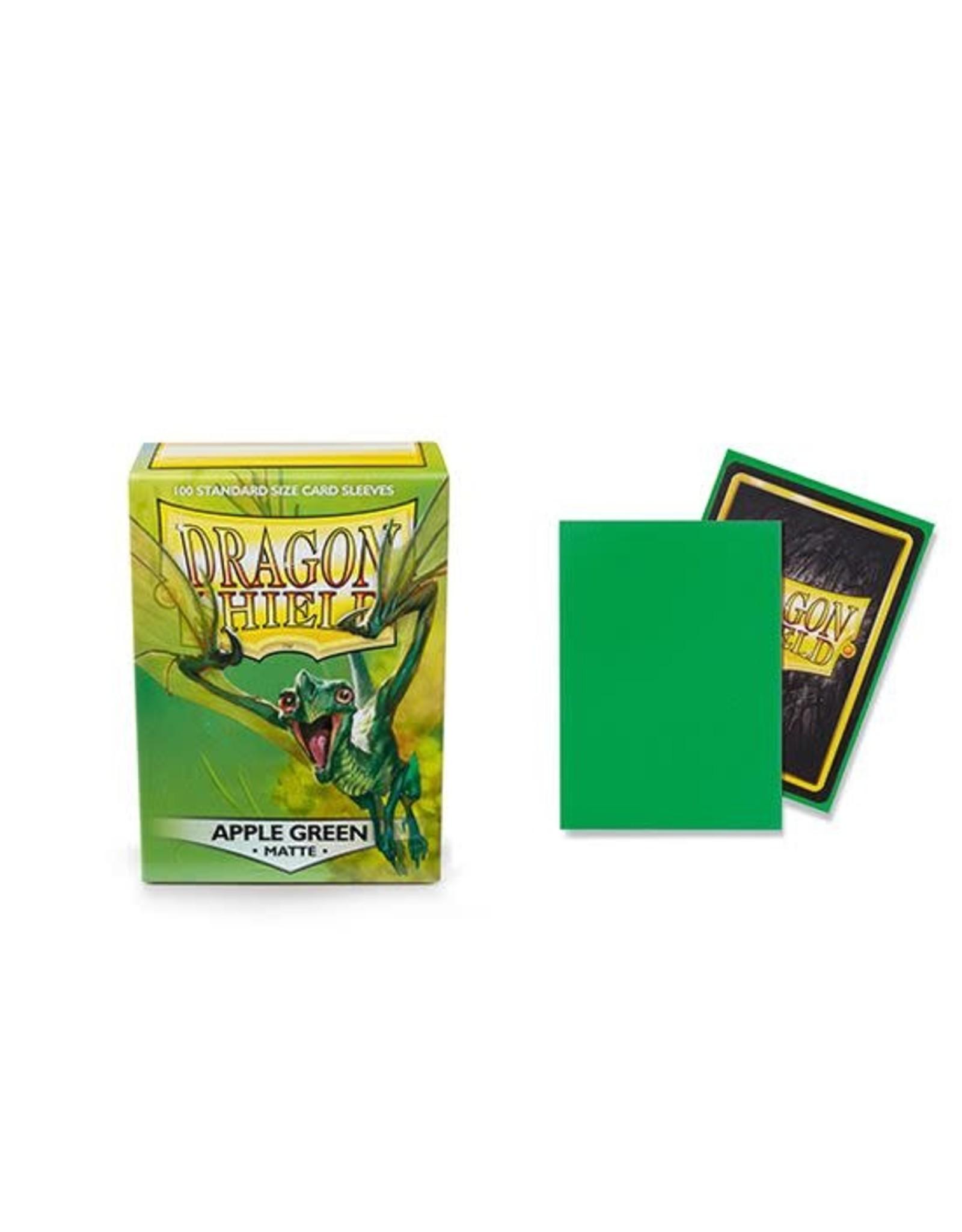 Dragon Shield Dragon Shields: (100) Matte Apple Green