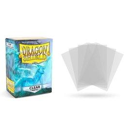 Dragon Shield Dragon Shields: (100) Matte Clear