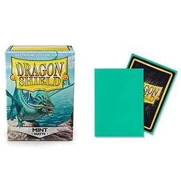 Dragon Shield Dragon Shields: (100) Matte Mint