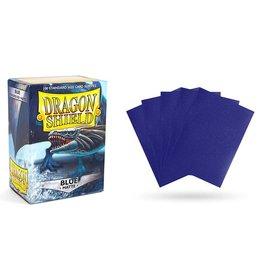Dragon Shield Dragon Shields: (100) Matte Blue