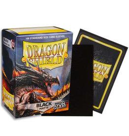 Dragon Shield Dragon Shield Black Non-Glare 100ct
