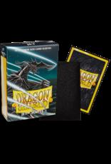 Dragon Shield Dragon Shield Japanese Size Jet 60ct