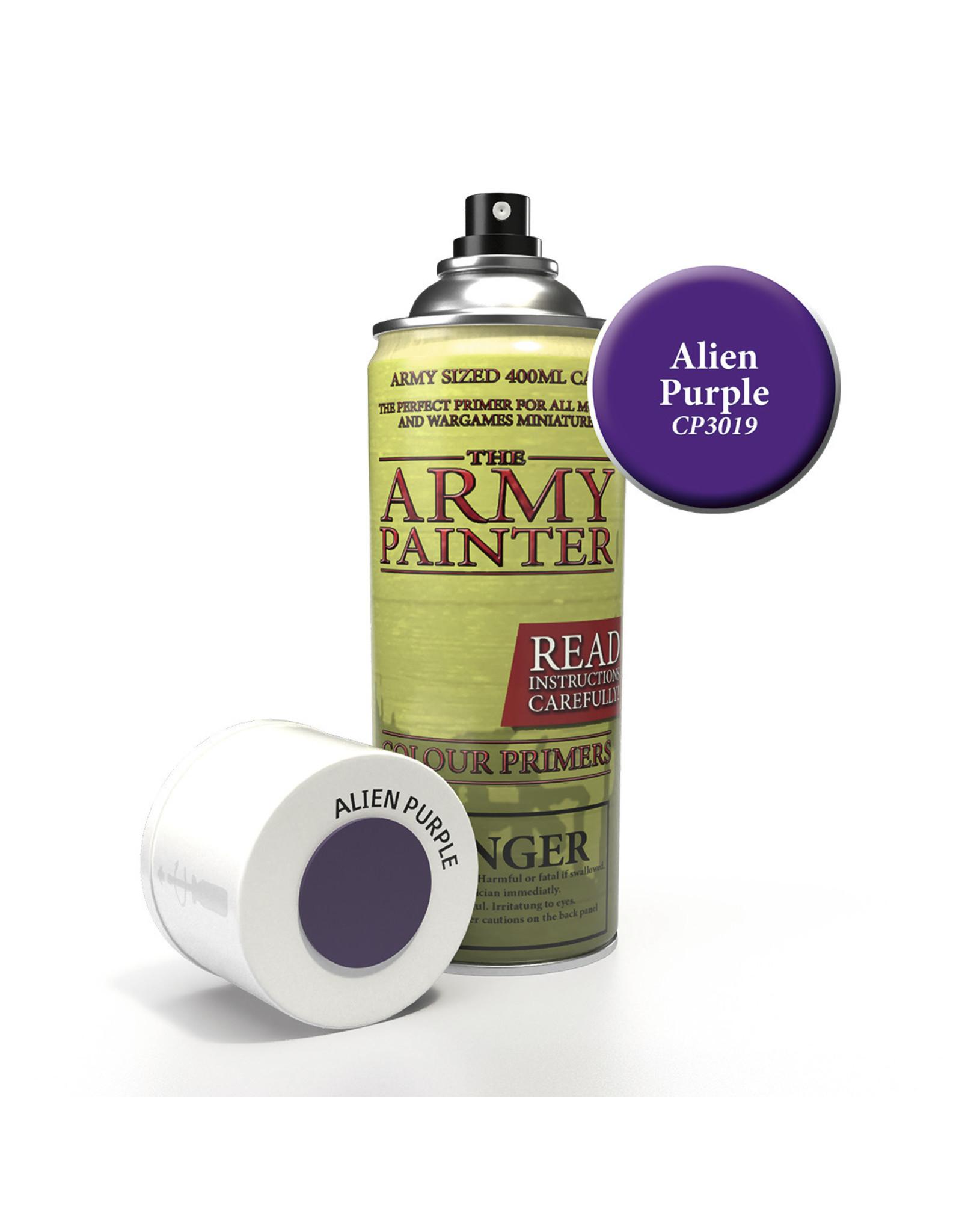 Army Painter Colour Primer: Alien Purple