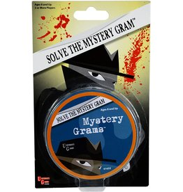 University Games Mystery, Mind and Logic - Mystery Grams