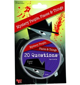 University Games University Games Mystery, Mind & Logic - 20 Questions