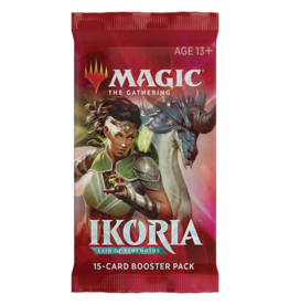Wizards of the Coast MTG Ikoria - Lair of Behemoths Booster Pack