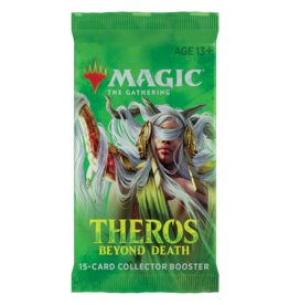 Wizards of the Coast MTG Theros Beyond Death Collector's Booster Pack
