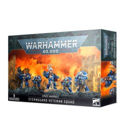 Games Workshop Space Marine Sternguard Veterans