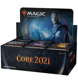 Wizards of the Coast MTG Core 2021 Draft Booster Display