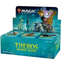 Wizards of the Coast MTG Theros Beyond Death Draft Booster Display