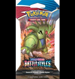 Pokémon Company Intl. Pokemon TCG: S&S Battle Styles Booster Pack Retail Sleeved