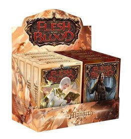 Legend Story Studios Flesh and Blood Monarch Blitz Deck Display