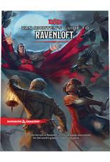 Wizards of the Coast Dungeons & Dragons Van Richten's Guide To Ravenloft