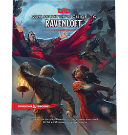 Wizards of the Coast Van Richten's Guide To Ravenloft
