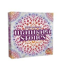 Board & Dice Mandala Stones