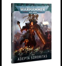 Games Workshop CODEX: ADEPTA SORORITAS (HB) (ENGLISH)