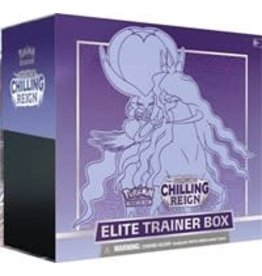 Pokémon Company Intl. Pokemon Chilling Reign Elite Trainer Box