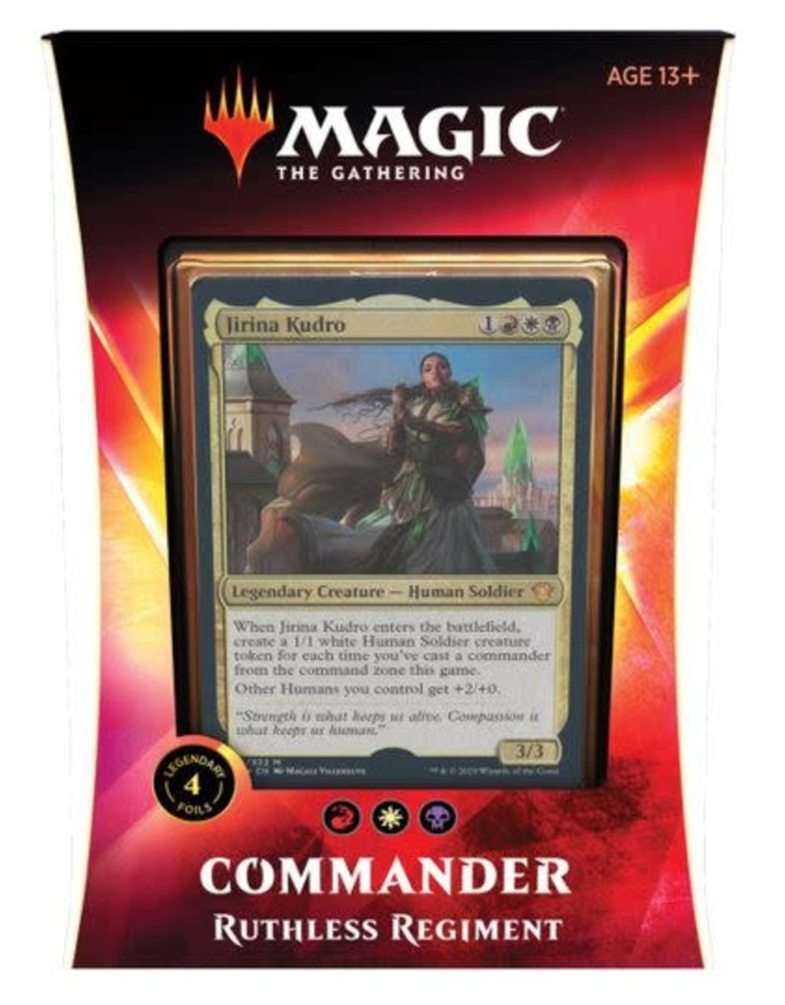 Wizards of the Coast MTG Ikoria Commander Deck
