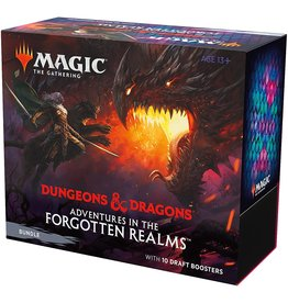 Wizards of the Coast MTG Adventures in the Forgotten Realms Bundle