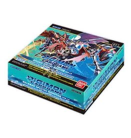 Bandai Digimon TCG: Release Special Ver. 1.5 Booster Display