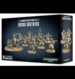 Games Workshop Genestealer Cults Brood Brothers