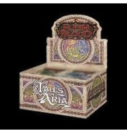 Legend Story Studios Flesh and Blood TCG: Tales of Aria First Printing Booster Display