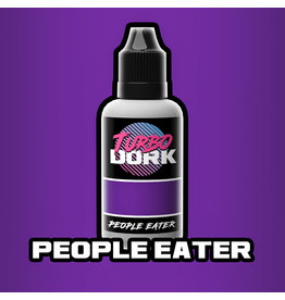 Turbo Dork Turbo Dork Flourish Acrylic - People Eater
