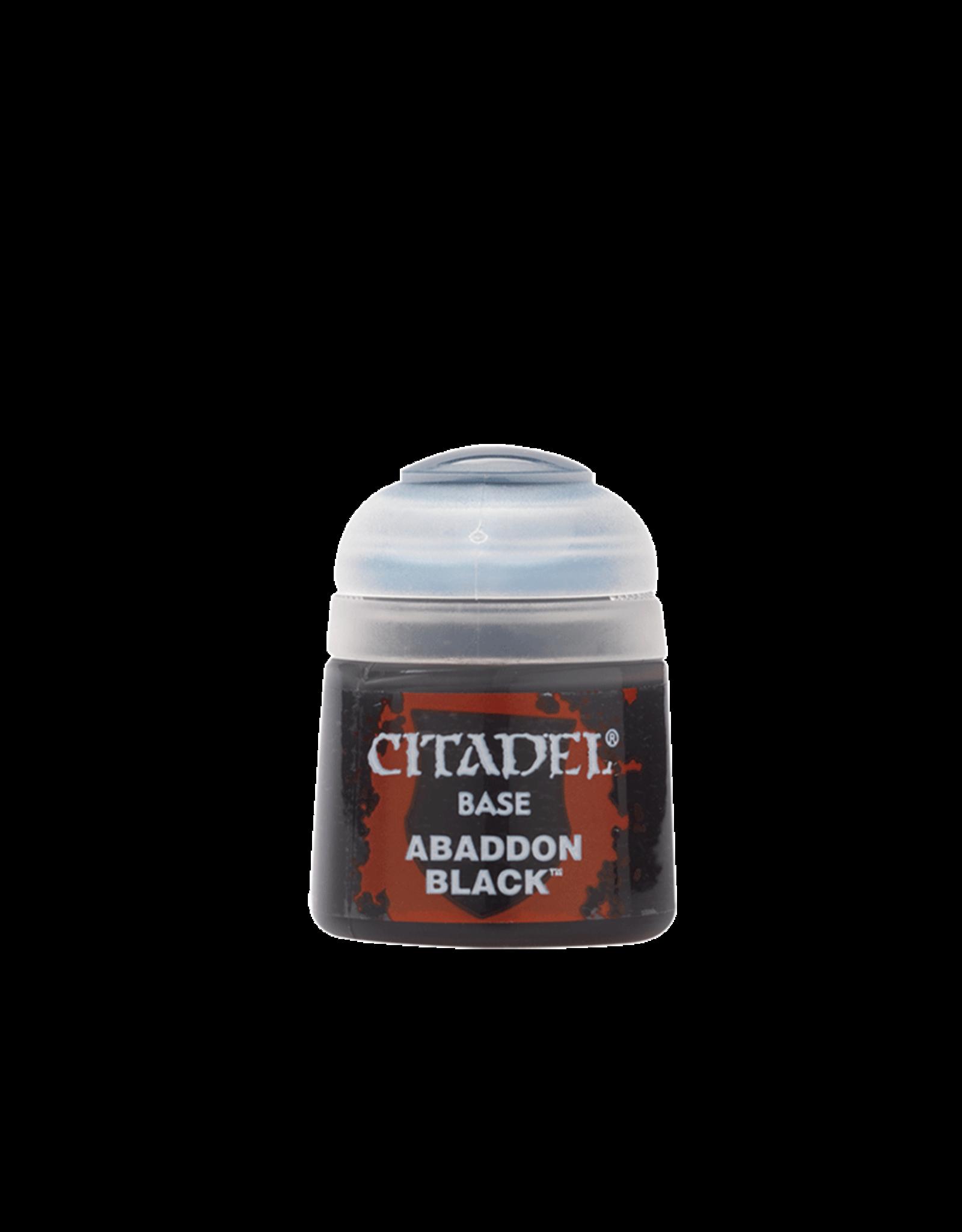 Citadel ABADDON BLACK 12ML