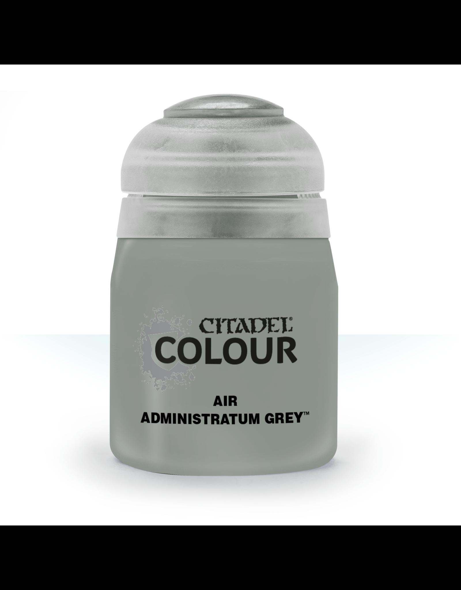Citadel AIR: ADMINISTRATUM GREY (24ML)