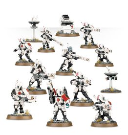 Games Workshop Tau Empire Fire Warriors