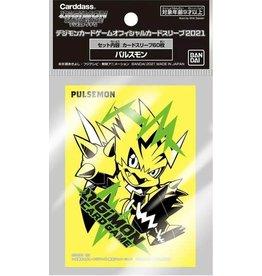 Bandai Digimon Sleeves Pulsemon
