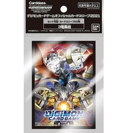 Bandai Digimon Sleeves Dragons Assemble