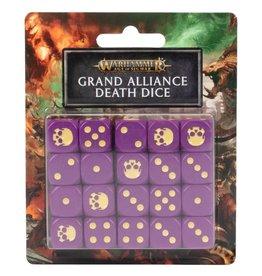 Games Workshop Age of Sigmar: Grand Alliance Death Dice