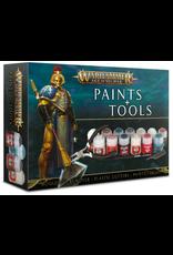 Games Workshop AOS PAINTS+TOOLS