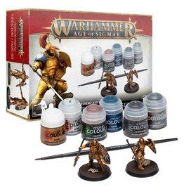 Games Workshop Stormcast Eternals: Vindicators & Paints Set