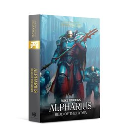 Games Workshop PRIMARCHS: ALPHARIUS: HEAD OF THE HYDRA (Hardback)