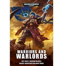 Games Workshop Warriors and Warlords (Paperback)