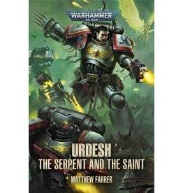 Games Workshop Urdesh: The Serpent and The Saint (Hardback)