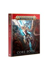 Games Workshop AGE OF SIGMAR: CORE BOOK (ENGLISH)