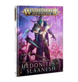 Games Workshop Chaos Battletome: Hedonites of Slaanesh