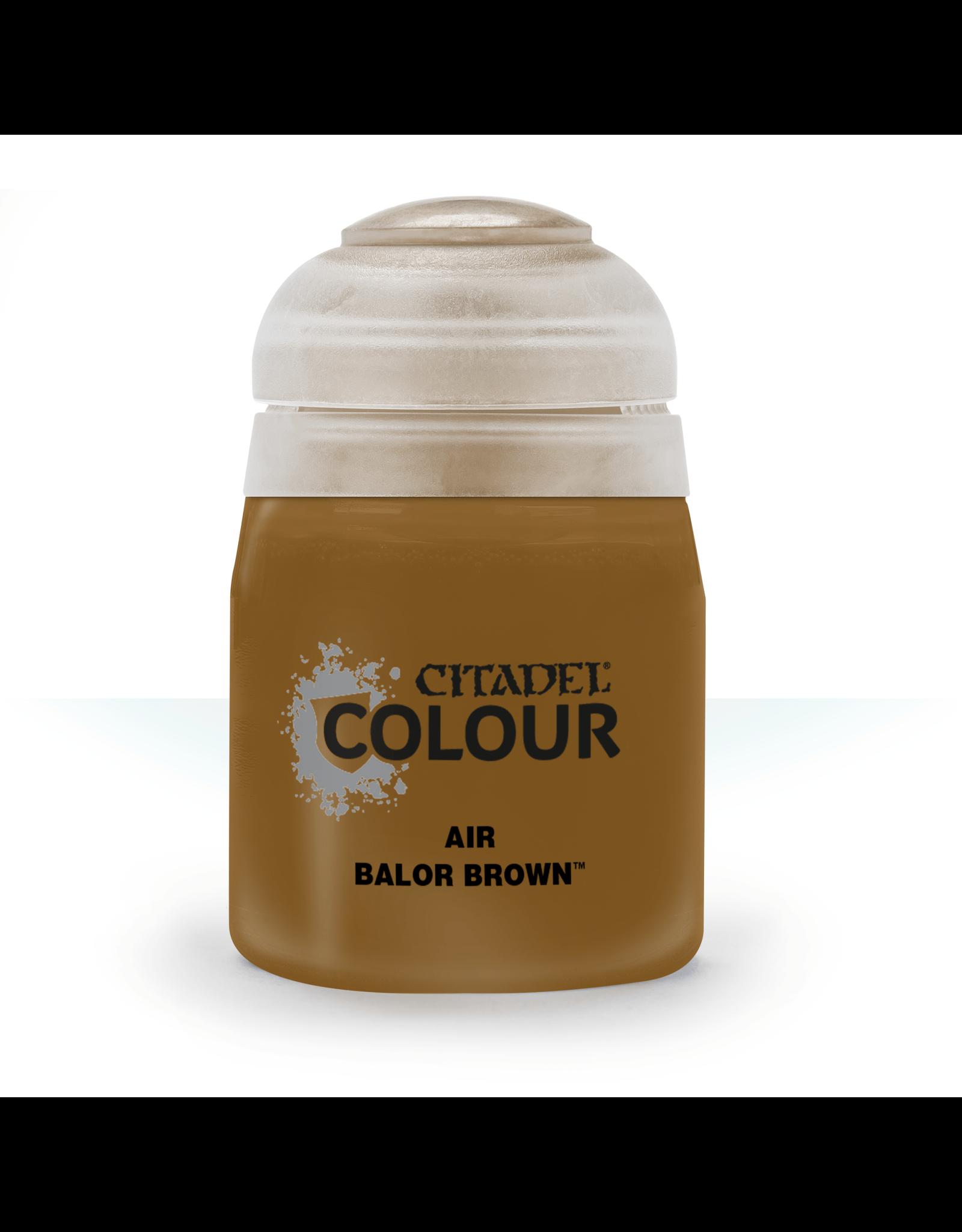 Citadel AIR: BALOR BROWN (24ML)