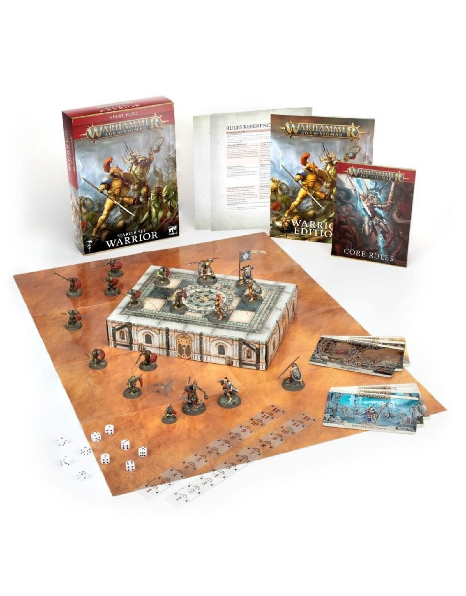 Games Workshop Age of Sigmar: Warrior