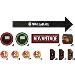 GaleForce Nine World of Tanks Gaming Tokens