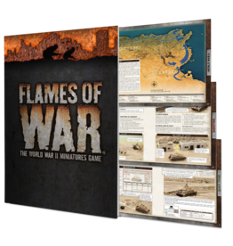 Battlefront Miniatures Flames of War 4th Edition Rulebook