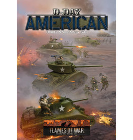 Battlefront Miniatures D-DAY: AMERICAN FORCES IN NORMANDY