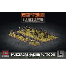 Battlefront Miniatures German Panzergrenadier Platoon
