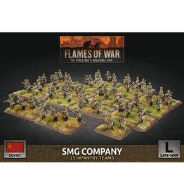 Battlefront Miniatures Soviet SMG Company
