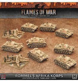 Battlefront Miniatures German Rommel's Afrika Korps