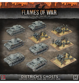 Battlefront Miniatures German Dietrich's Ghosts