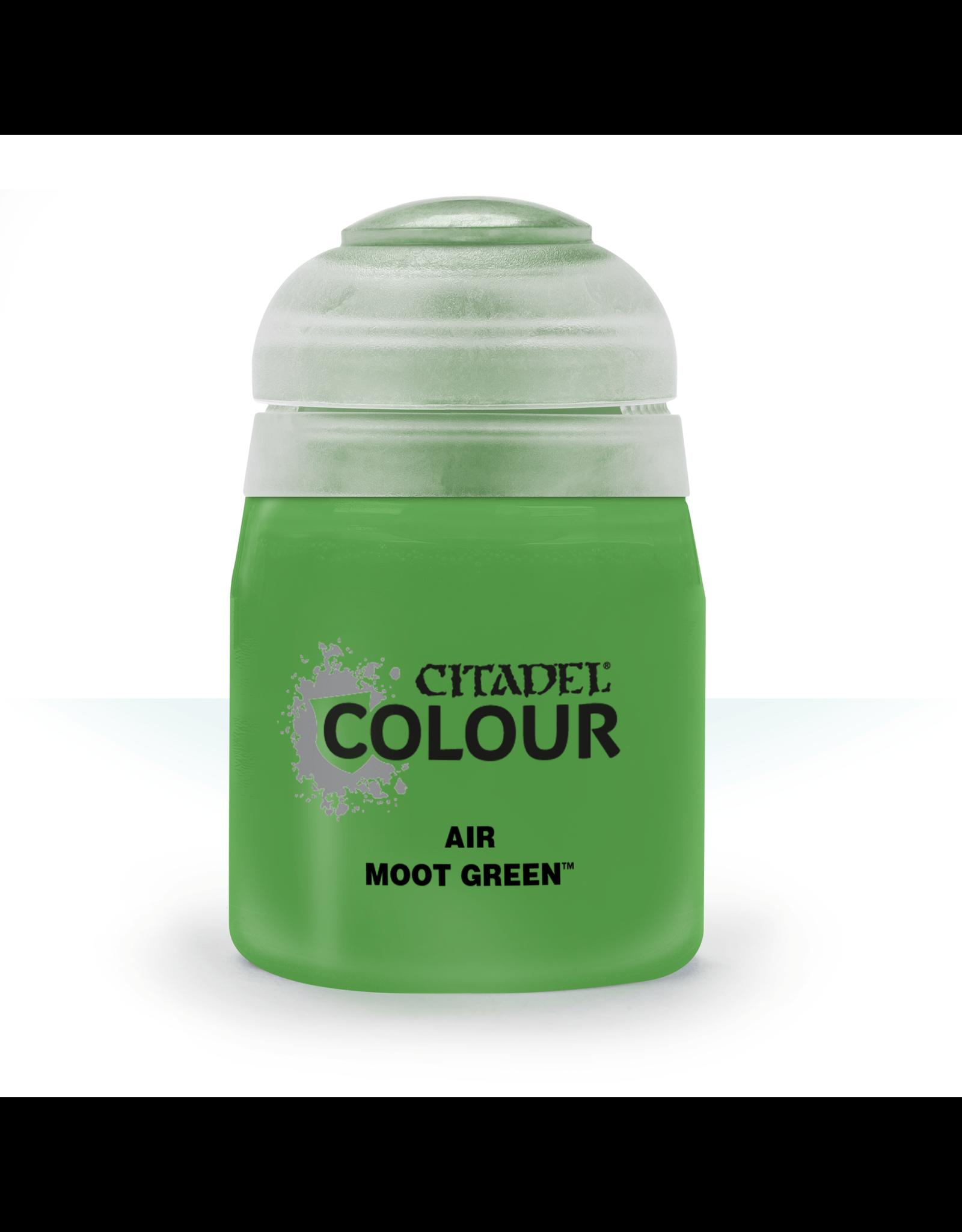 Citadel AIR: MOOT GREEN (24ML)